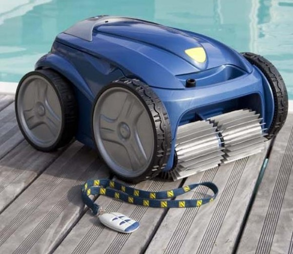 Robot de piscine zodiac great ref robot piscine zodiac for Robot piscine sweepy free zodiac